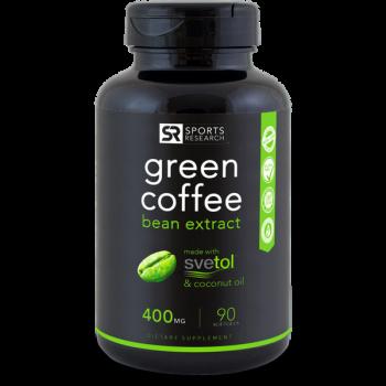 Green Coffe 400mg 90s