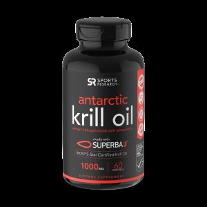 Antartic Krill Oil 1000mg 60s