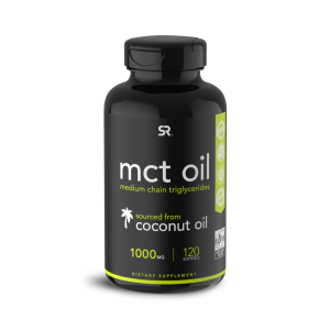 MCT Oil 120s Sports Research