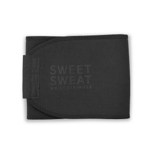 Cinta de Neoprene Sweet Sweat Matte Black (Tubes)