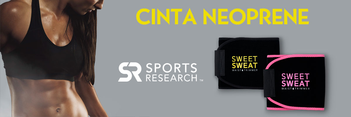 Cinta Neoprene Sweet Sweat
